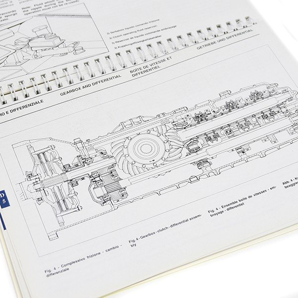フェラーリ F40テクニカルマニュアル (オリジナル版)|itazatsu|09