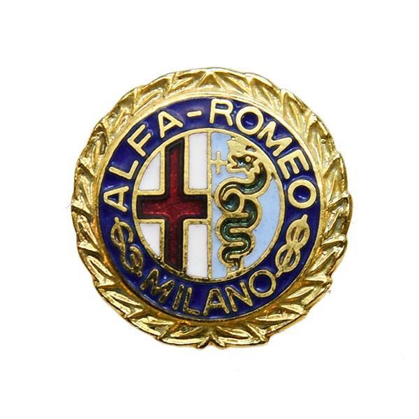 アルファロメオ Alfa Romeo MILANOピンバッジ|itazatsu