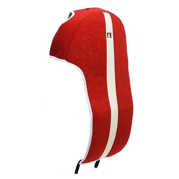 フィアット NEW 500シートカバー&ヘッドレストセット -SMOKING RED-|itazatsu|04