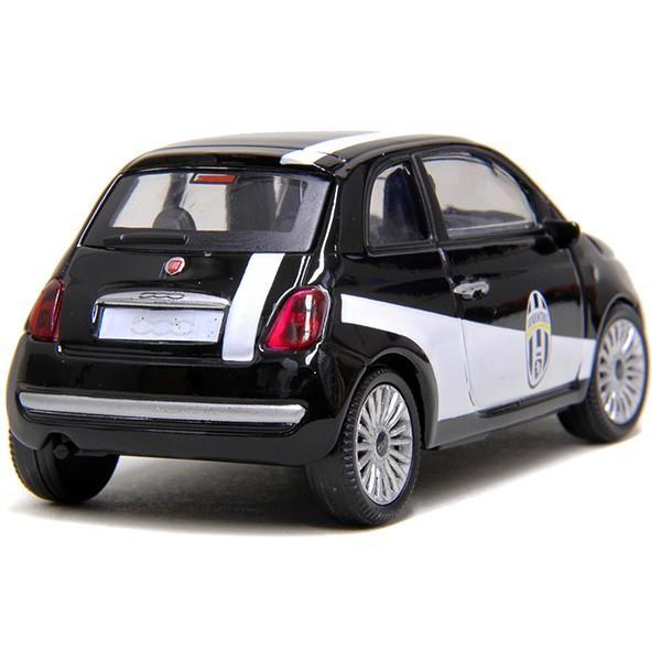 1/43 FIAT NEW 500ミニチュアモデルJUVENTUSヴァージョン(ブラック)|itazatsu|02