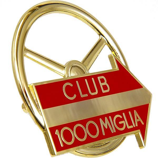 CLUB 1000 MIGLIA純正グリルエンブレム (ゴールド)|itazatsu|02