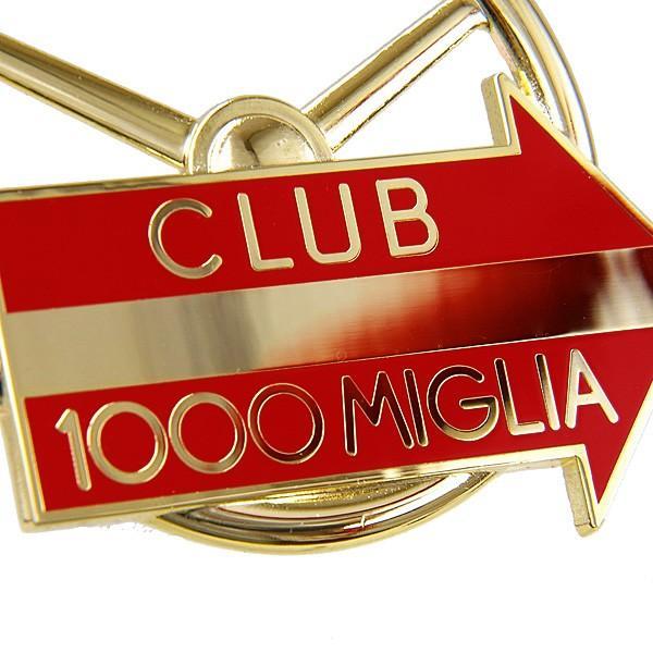 CLUB 1000 MIGLIA純正グリルエンブレム (ゴールド)|itazatsu|03
