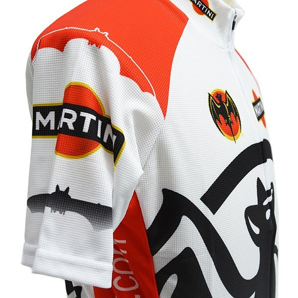 マルティニ MARTIN&BACARDI サイクルジャージ|itazatsu|04
