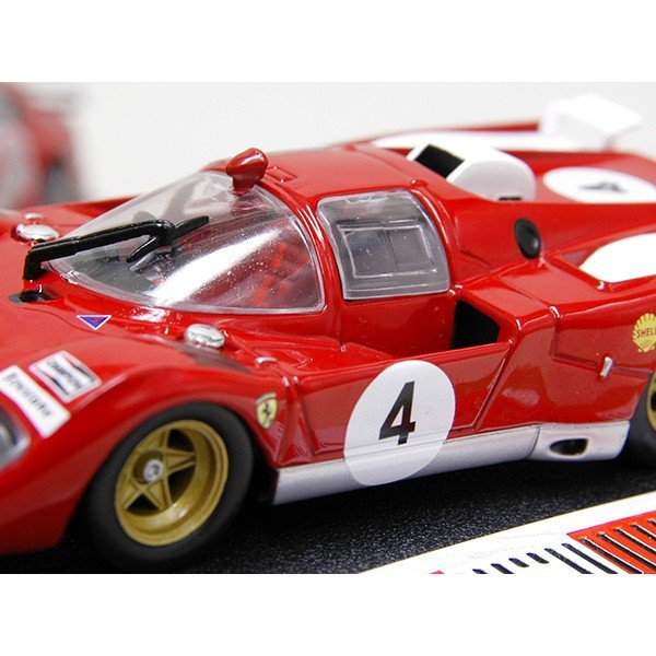 1/43 フェラーリ Racing Collection No.10 512Mミニチュアモデル|itazatsu|05