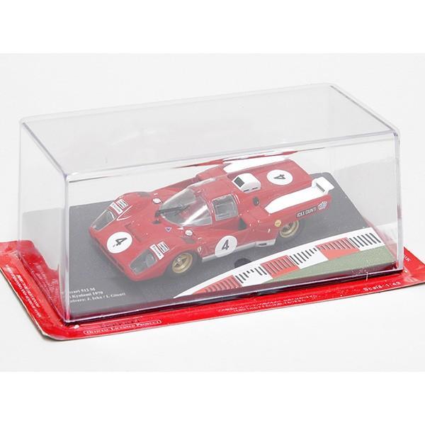 1/43 フェラーリ Racing Collection No.10 512Mミニチュアモデル|itazatsu|06