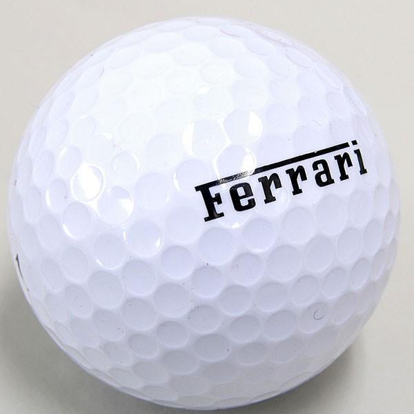 フェラーリ純正ゴルフボール(3個セット)|itazatsu|03