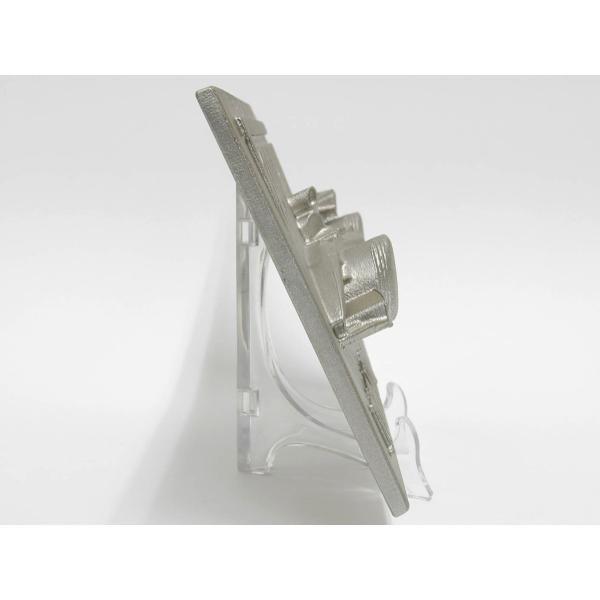 フェラーリマラネッロファクトリー製アルミ鋳造レリーフ -F2003GA-|itazatsu|03