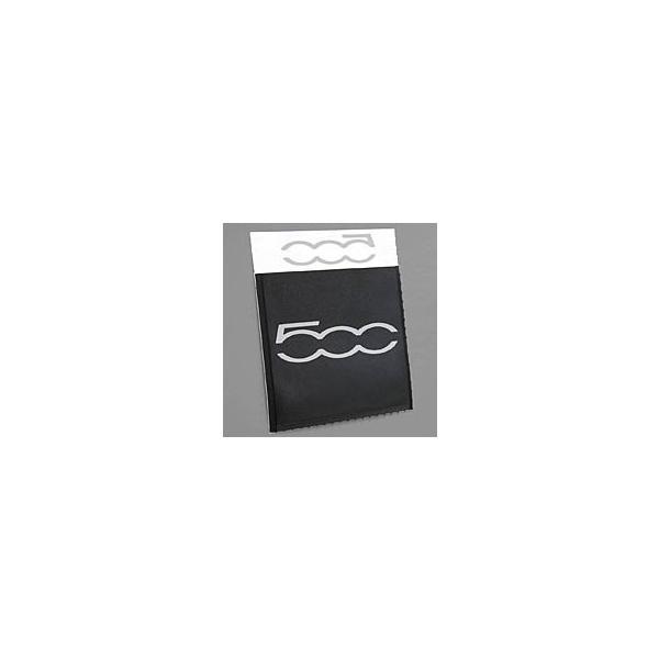 フィアット 500チケットホルダー(ブラック) itazatsu 02