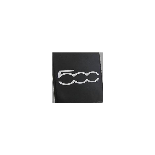 フィアット 500チケットホルダー(ブラック) itazatsu 03