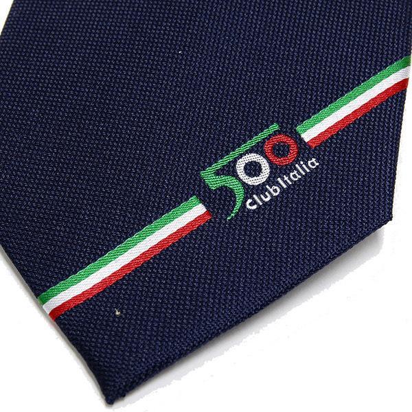 フィアット FIAT 500 CLUB ITALIAネクタイ|itazatsu|02