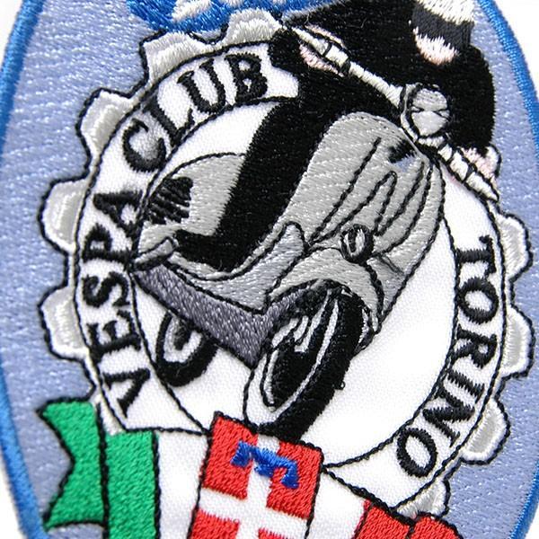ベスパ Club Torino 60周年ワッペン|itazatsu|03