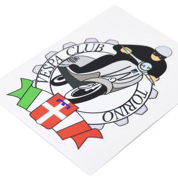 ベスパ Club Torinoステッカー|itazatsu|03