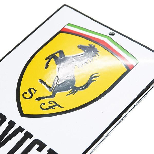 フェラーリ SERVICEホーローサインボード|itazatsu|03