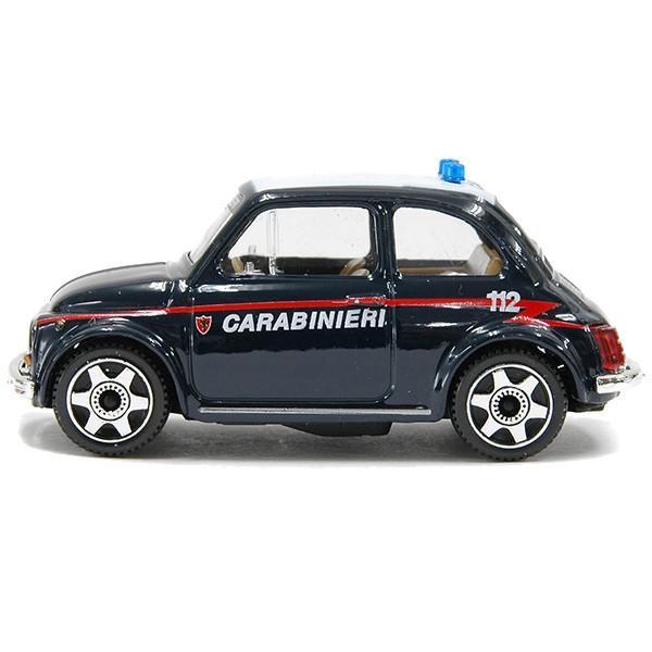 1/43 フィアット 500 carabinieriミニチュアモデル itazatsu 03