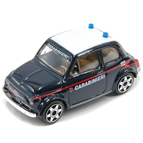 1/43 フィアット 500 carabinieriミニチュアモデル itazatsu 04