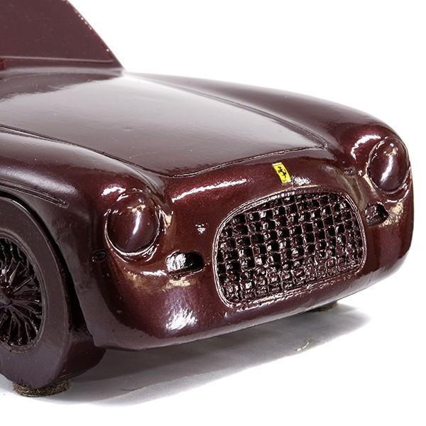 フェラーリ 166 Panoramica Zagatoレジン製モデル(ダークブラウン)|itazatsu|04