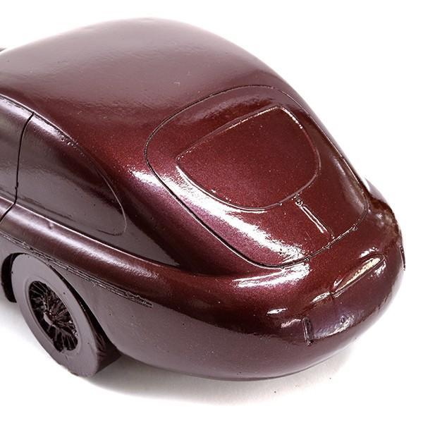 フェラーリ 166 Panoramica Zagatoレジン製モデル(ダークブラウン)|itazatsu|07