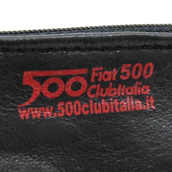 フィアットFIAT 500 CLUB ITALIAコインケース|itazatsu|05