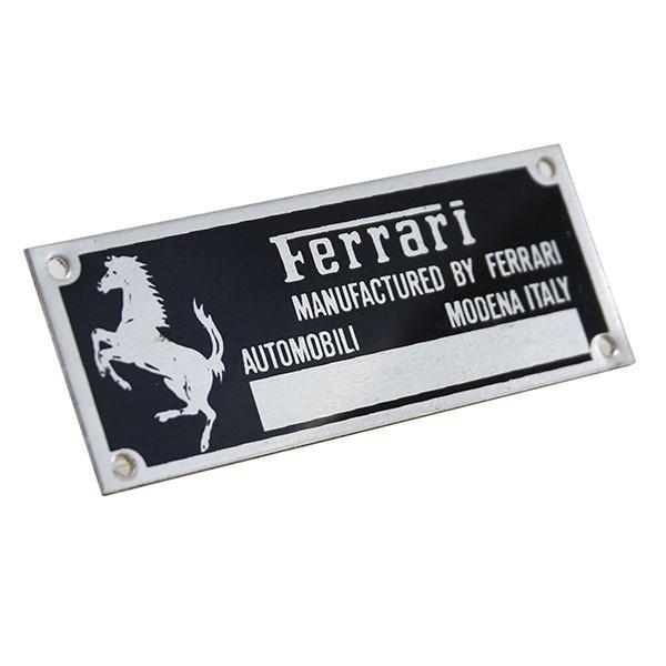 スクーデリア フェラーリ F1シャシプレート(60mm)|itazatsu|02