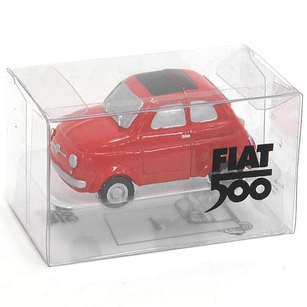 フィアット 500マグネットミニチュアモデル(レッド)|itazatsu|05