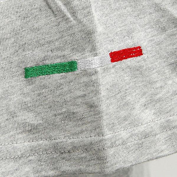 ベスパオフィシャルロゴTシャツ(グレー) itazatsu 06