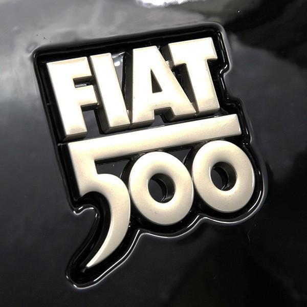フィアット純正500キャリーバッグ-ブラック-|itazatsu|04