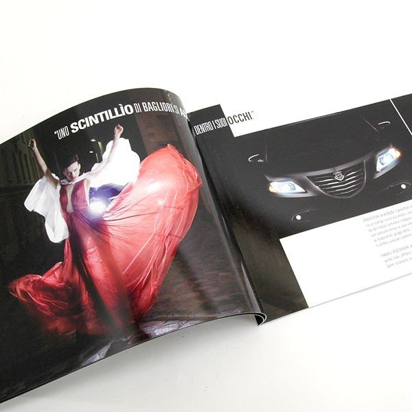 ランチア Ypsilon 本国カタログ|itazatsu|03