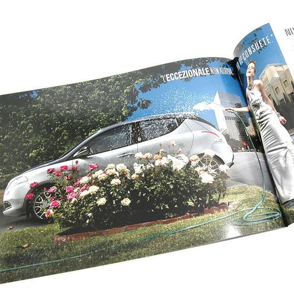 ランチア Ypsilon 本国カタログ itazatsu 06