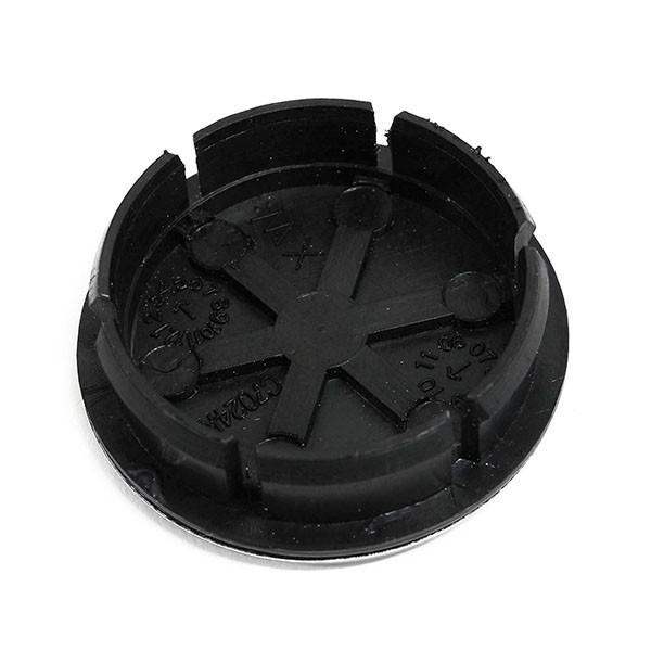 アバルト ホイールセンターキャップ (ブラック/シルバースコーピオン/48mm)|itazatsu|04