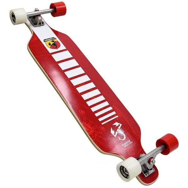 アバルト純正ロングスケートボード by Madrid Skateboards|itazatsu