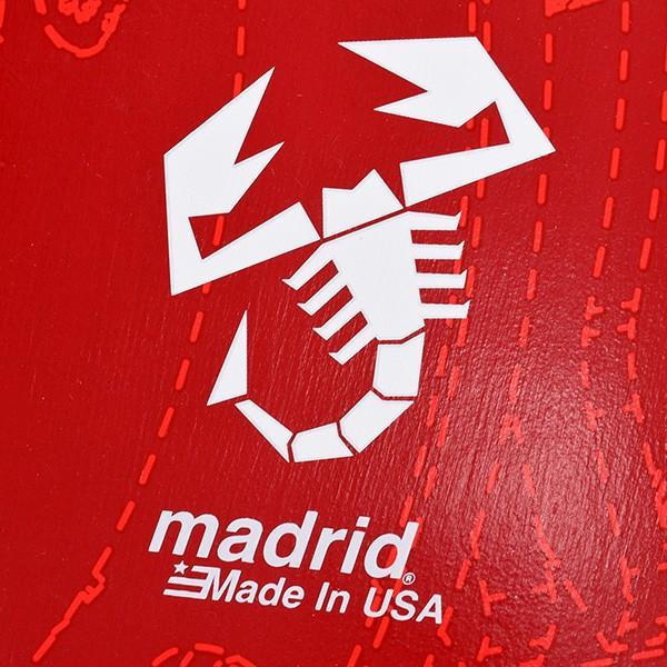 アバルト純正ロングスケートボード by Madrid Skateboards|itazatsu|06