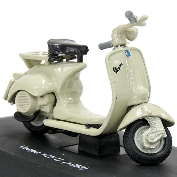 1/32 ベスパ 125 U 1953年ミニチュアモデル|itazatsu