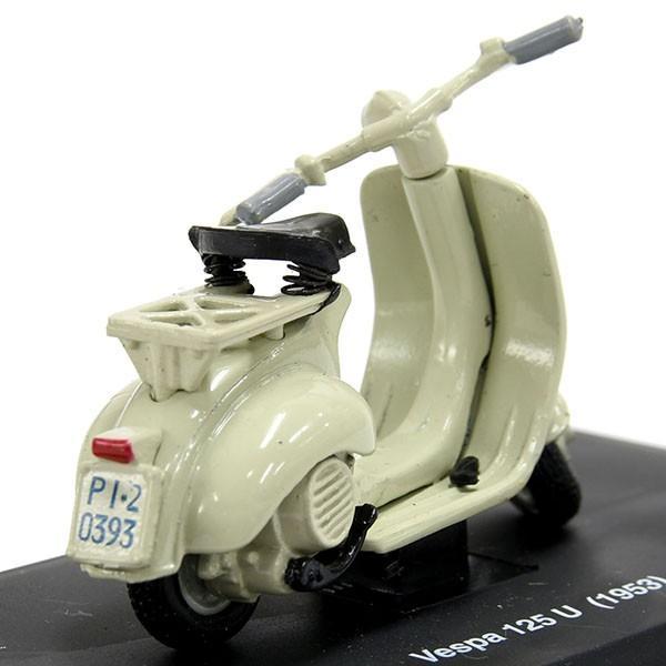 1/32 ベスパ 125 U 1953年ミニチュアモデル|itazatsu|02