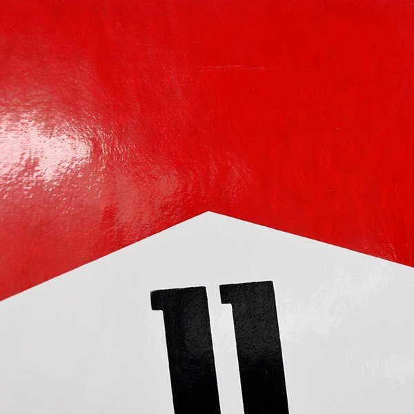 Marlboroステッカー/1990年代スクーデリア フェラーリ使用品|itazatsu|03