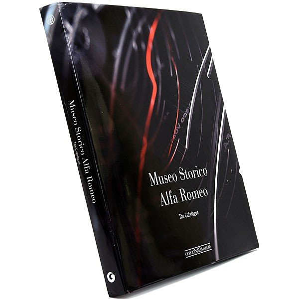 MUSEO アルファロメオカタログブック(英語版)|itazatsu|02