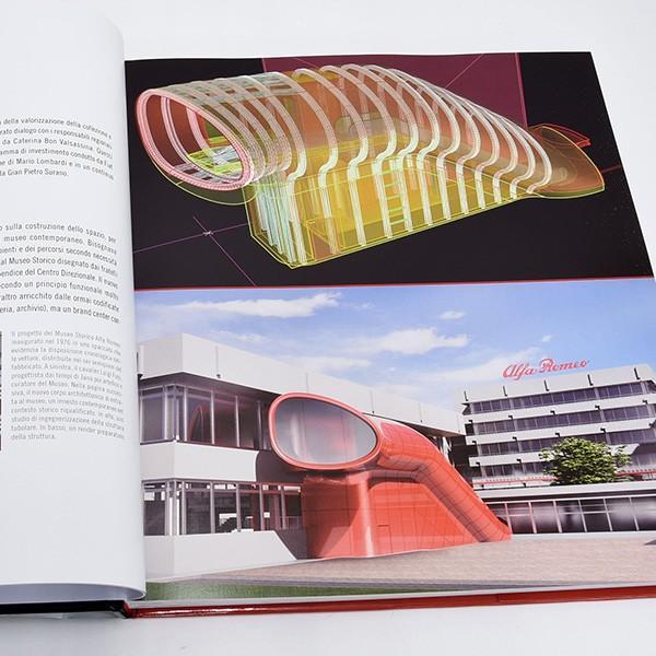 MUSEO アルファロメオカタログブック(英語版) itazatsu 03