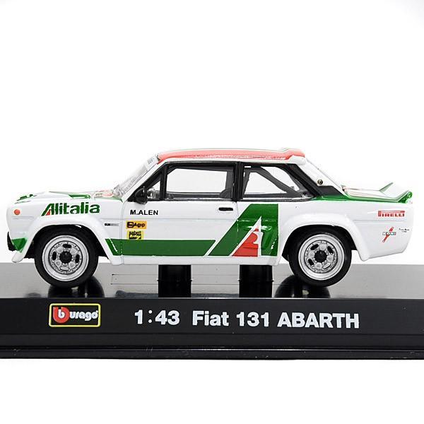 1/43 フィアット 131 アバルト Alitaliaミニチュアモデル|itazatsu|03