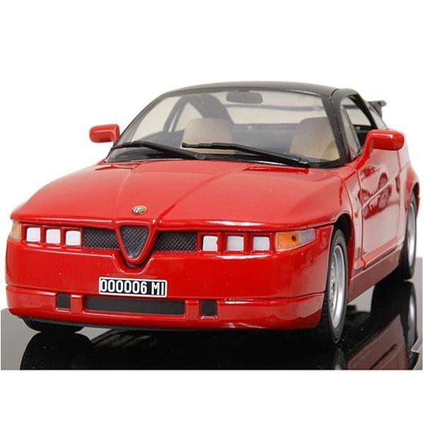 1/24 Alfa Romeo S.Z.(ES30)ミニチュアモデル|itazatsu