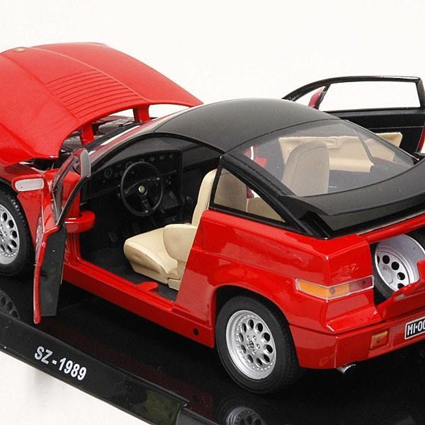 1/24 Alfa Romeo S.Z.(ES30)ミニチュアモデル|itazatsu|04