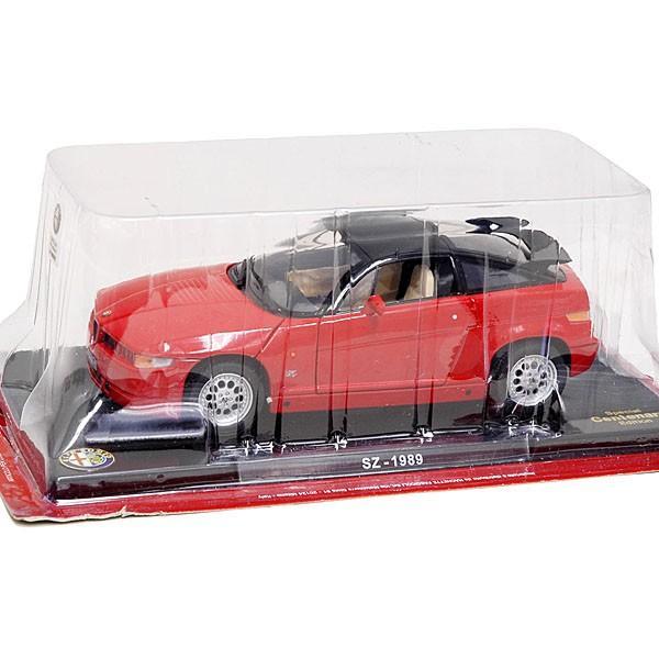 1/24 Alfa Romeo S.Z.(ES30)ミニチュアモデル|itazatsu|08