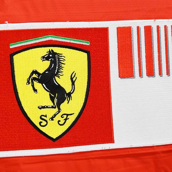 スクーデリア フェラーリ 2008ティームスタッフ用レインジャケット|itazatsu|09