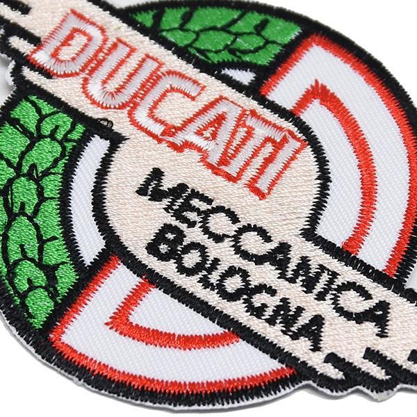 ドゥカティ MECCANICAワッペン itazatsu 03