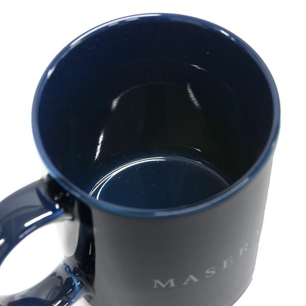 マセラティ純正 マグカップ(ネイビー) itazatsu 07