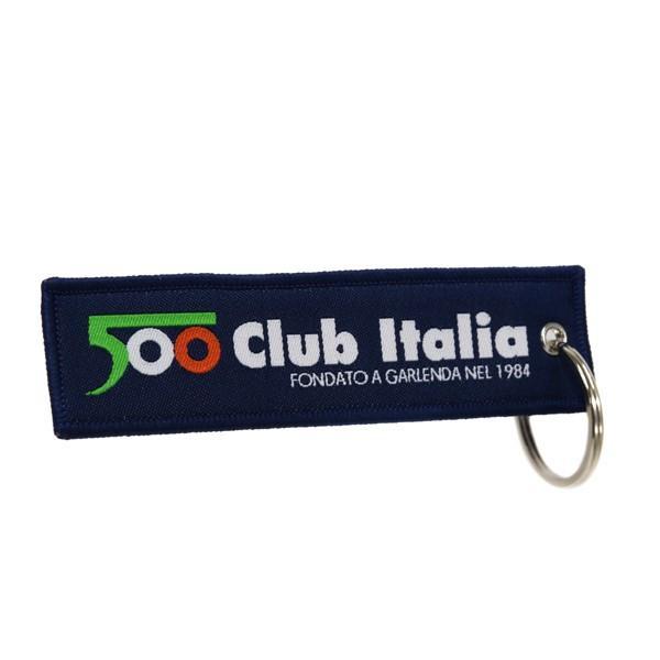 フィアット FIAT 500 Club ITALIA キーリング|itazatsu|03
