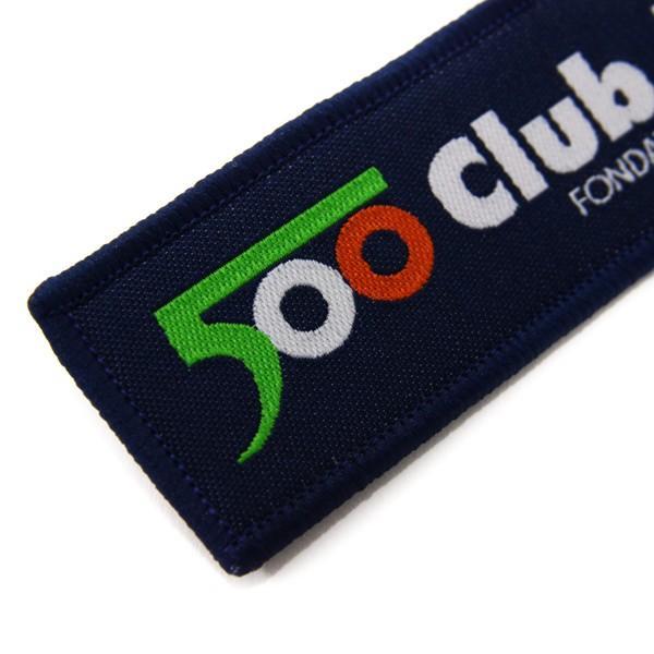 フィアット FIAT 500 Club ITALIA キーリング|itazatsu|05