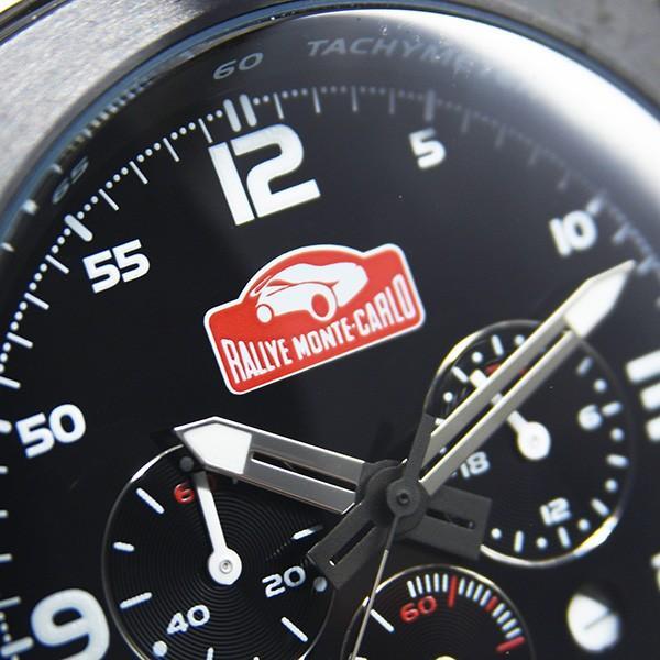 Rally Monte Carloオフィシャルクロノグラフリストウォッチ|itazatsu|05
