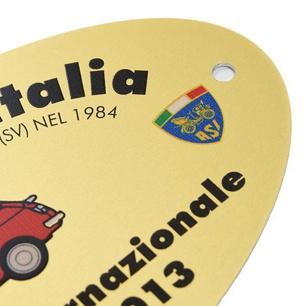 フィアット FIAT 500 CLUB ITALIA 2013ミーティング記念バッジ|itazatsu|04