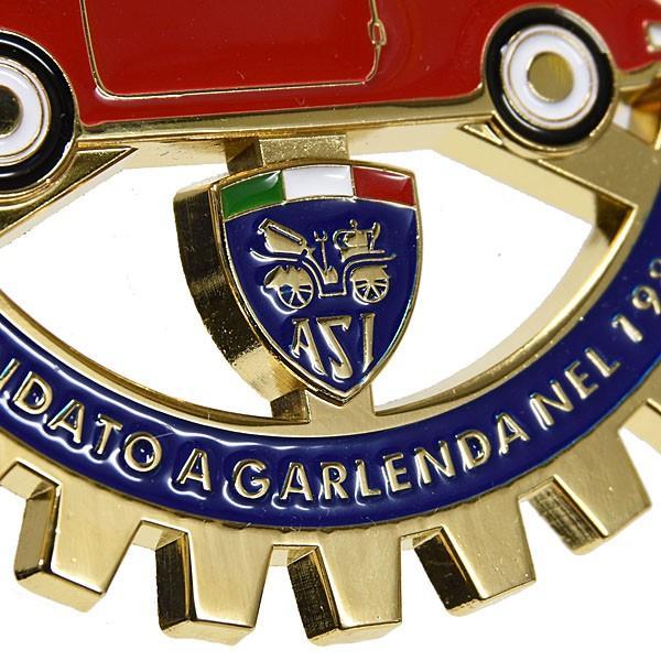 フィアット FIAT 500 CLUB ITALIAグリルエンブレム|itazatsu|04