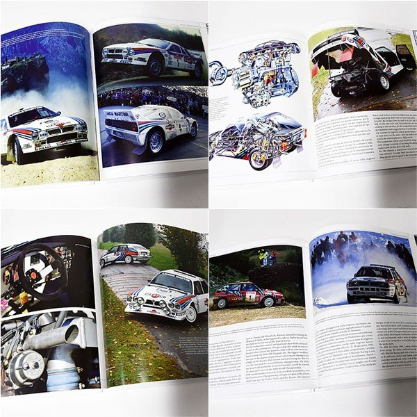 ランチア Lancia, a winning history|itazatsu|06