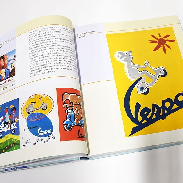 ベスパ VESPA 70 YEARS The complete history from 1946|itazatsu|06